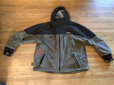 Frabill F3 Gale XL Jacket and Bib pants set rain gear suit NO RESERVE