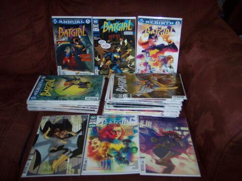 Batgirl Comic Lot