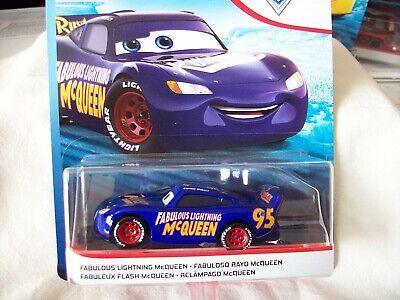Disney Pixar Cars - Fabulous Lightning McQueen - 2020  New release - Florida 500