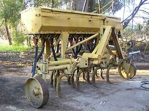 Connor Shea Linkage Tyned Combine Seed Drill Cobram Moira Area Preview