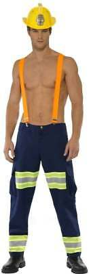 FEVER MALE FIREFIGHTER COSTUME MENS SIZE 38-40 S (FIRE SERVICE)