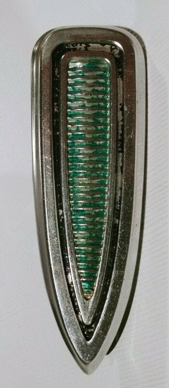 """1959 EDSEL Ranger Grille Grill Emblem Badge Ornament OEM Original 5"""""""