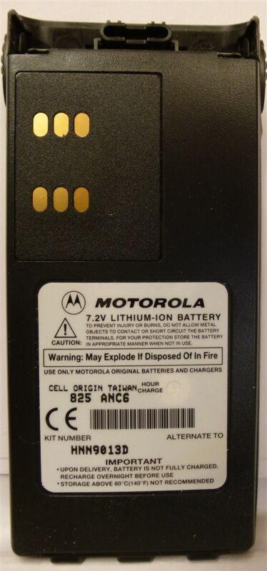 MOTOROLA RADIO HNN9013DR GENUINE 7.2V Lithium-Ion Battery NEW