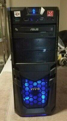 AMD Custom Gaming PC (8GB RAM / 1TB / Vega Graphics / DVD Burner / Win 10)