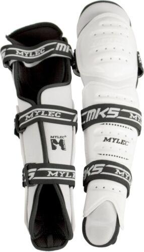 Mylec MK5 15 inch Shin Guard Pads Ball Street Dek Hockey