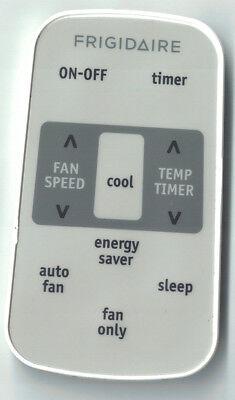 New Original FRIGIDAIRE RG15D/E-ELL Window A/C AC air conditioner Remote Control