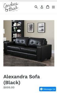 leather sofa to sell