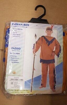 Indian Boy Fancy Dress Costume