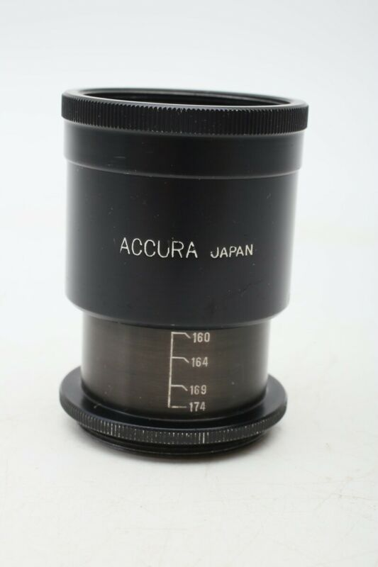 Accura Leica Screw Mount LTM M39 Variable Helicoid focusing tube+UnCommon+BEAUTY