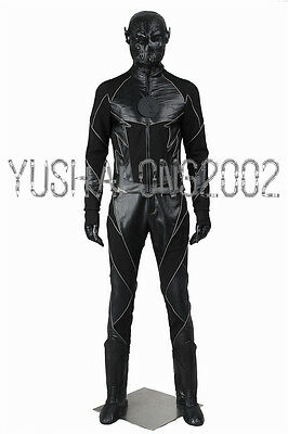 The Flash II Reverse Zoom Hunter Zolomon Cosplay Kostüm Halloween Costume Maske