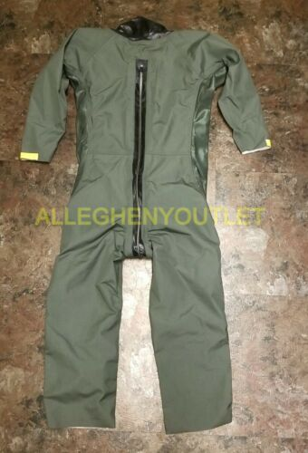 USGI USAF Switlik Parachute Co CWU 62 Flyers Coveralls Anti Exposure Suit NEW