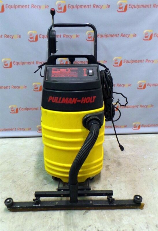 Pullman-Holt Model II 17747 Wet Dry Evacuator Series Industrial 2HP