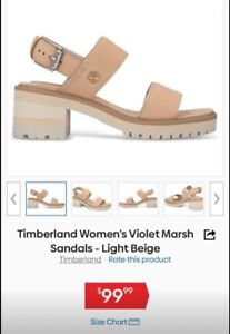 Timberland Sandals small size 9