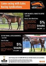 Eales Racing Syndications Sunbury Hume Area Preview