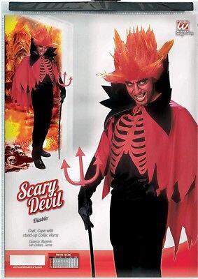 Lord Diablo Teufelskostüm - Herren Halloween, Fashing Kostüm Gr. S / - Diablo Kostüm