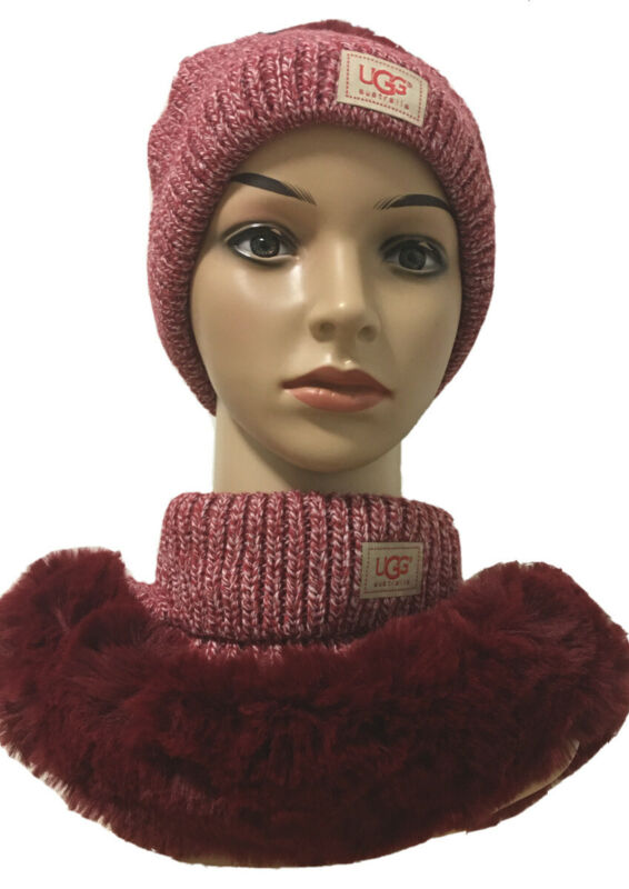 UGG Hat/Scarf Set