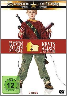 Kevin - Allein zu Haus Box 1&2 (Teil 1+2) * NEU OVP * 2 DVDs