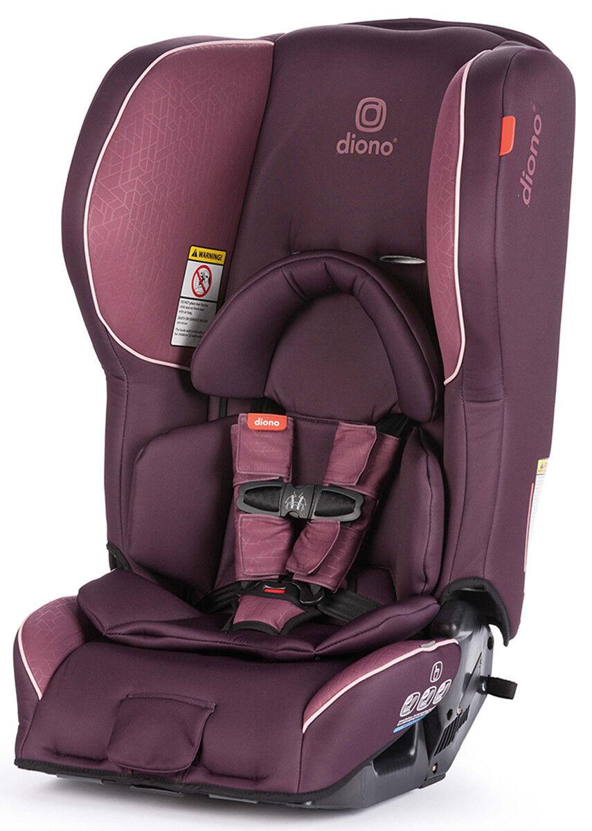 Diono Rainier 2AX Convertible Car Seat – Extended Rear-Fac