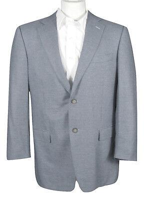 NEW Ermenegildo Zegna Cashmere Sport Coat (Blazer Jacket)! US 44 R e 54 R  BLUE