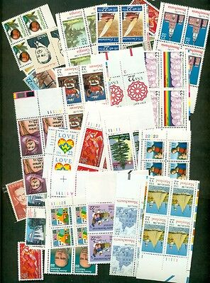 U.S. DISCOUNT POSTAGE LOT OF 100 22¢ STAMPS, FACE $22.00 SELLING FOR $15.40!