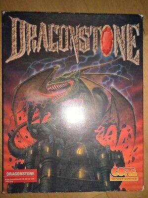 Dragonstone Commodore Amiga Game floppy disk Rare Tested