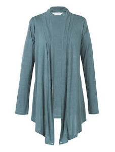 Womens Duck Egg Blue Cardigan 56