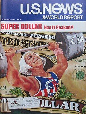 Us News   World Report Magazine December 3 1984
