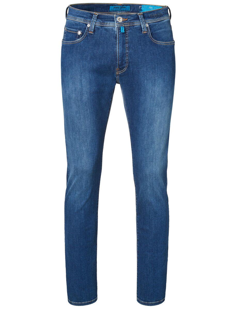 Details about Pierre cardin Futureflex Lyon Dark Blue Used Modern Fit Jeans 3451 8880.77