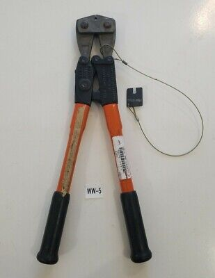Nicopress Hand Crimper Electrical Crimp Tool 51q929 National Telephone Supply Co