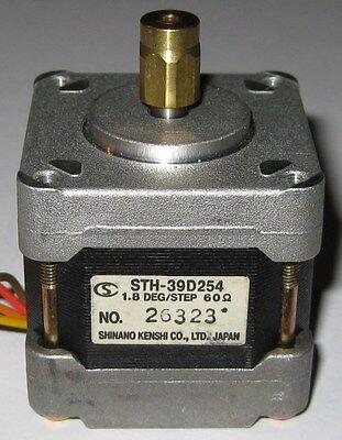 Bipolar Stepper Motor With Brass Collar - 200 Steps Rev - Nema 16 - 5 Mm Shaft