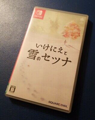 Nintendo Switch - I am Setsuna/YUKI NO SETSUNA; English/French Subtitles; USED