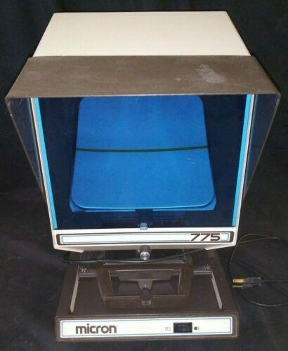 Micron 775 Microfilm