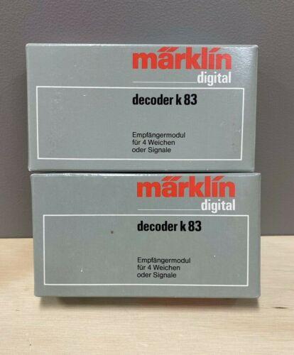 Marklin  Two 6083 decoders k83.  Brand New
