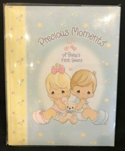 NEW Precious Moments Keepsake Baby Memory Book First Five Years - HTF