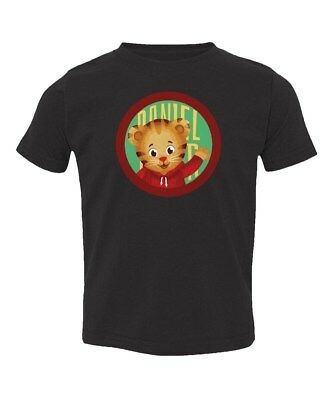 Daniel Tiger Toddler T-Shirt - Toddler Tiger