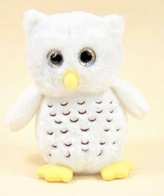 Labertier Sprechender Schnee Eule Mia Chatter Owl  Vogel alles nachplappert Neu