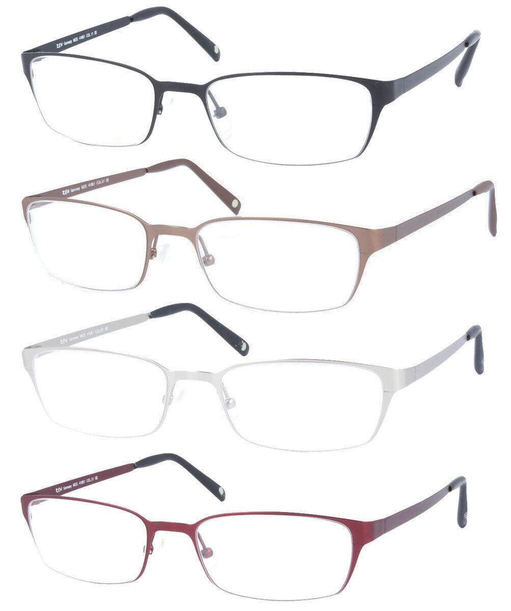 Fernbrille/Ersatzbrille ZEN - Herrenbrille/Damenbrille 0 bis -4,0dpt kurzsichtig