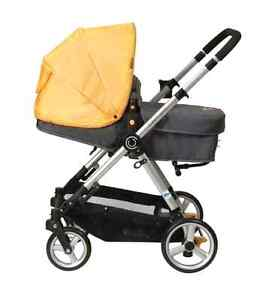 Contours Bliss 4-in-1 Stroller/Pram Rhodes Canada Bay Area Preview