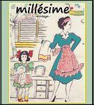 millésime - vintage