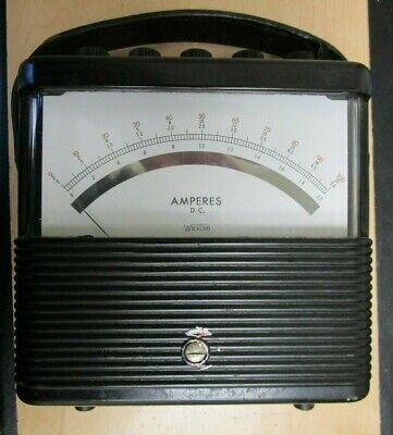 Weston 901 Amp Meter
