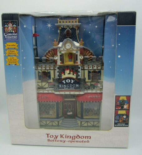 2003 Lemax Carole Towne Collection Toy Kingdom New