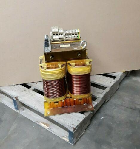 Qtek U1210/103 KW30.08 Choke -230/115V