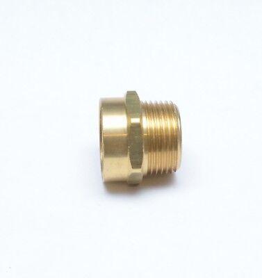 34 Male Npt Pipe To 34 Female Garden Hose Ght Thread Adapter Faspartsusa