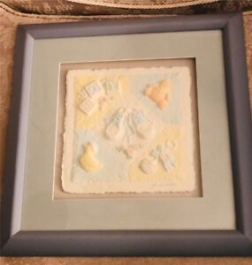 Baby boy picture frame (with picture)