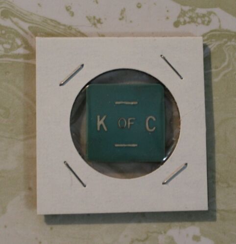 K OF C BAR CHIP FOR .25 CENTS