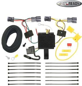 trailer hitch wiring for 2011 2013 kia sorento 4 way flat. Black Bedroom Furniture Sets. Home Design Ideas