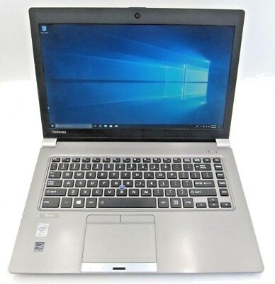 Toshiba Tecra Z40-A Laptop Core i5 4th Gen 256GB SSD 8GB RAM Windows + Office 10