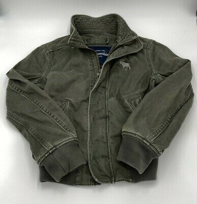 Abercrombie & Fitch Wakely Jacket Size Medium M