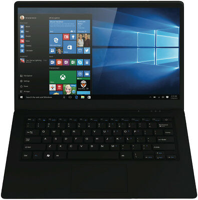 "NEW PENDO 3385286 14.1"" Intel Atom Processor 4GB 32GB Laptop"