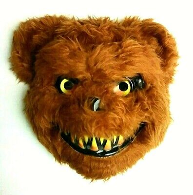 Crazy Halloween Masks (Crazy Bear Face Mask Scary Furry Halloween Costume Party Cosplay 5)